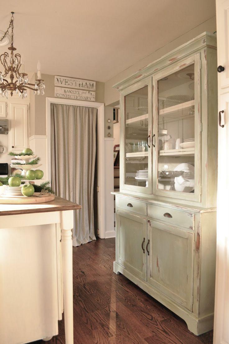 77 best kitchen hutch ideas images on pinterest