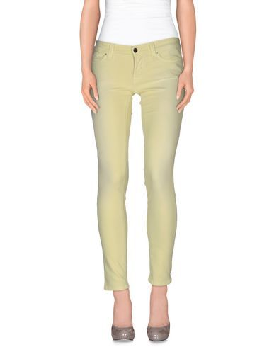 S.O.S by ORZA STUDIO Women's Casual pants Yellow 29 jeans
