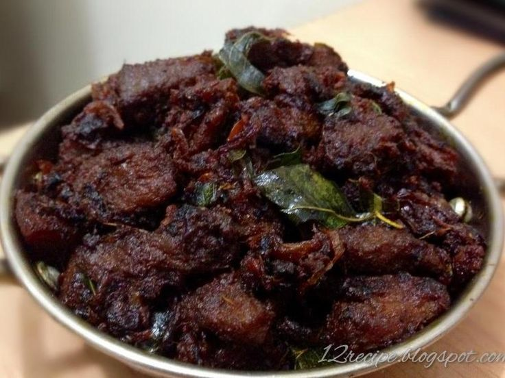 Beef ularthiyathu /beef stir-fry is an awesome beef preparation that I ever taste. It is a festive recipe and makes for the special occasions also. this recipe has an explosion of flavors. it goes well with any types of roti bread and rice.