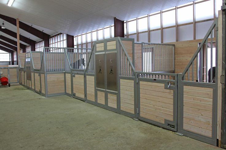 Schwalbenhof Stable And Indoor Arena Renovation Design