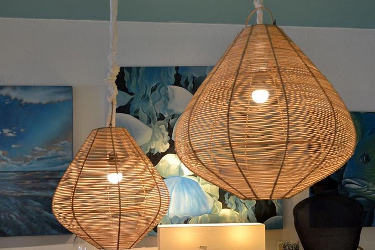 Bamboo light, Play with the light. This is our moto at Chora Art Home…