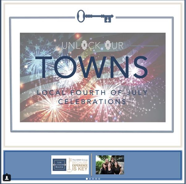 The WMH Group at Lois Schneider Realtor - Instagram Recap July 2017, The WMH Group at Lois Schneider Realtor, 431 Springfield Avenue, Summit, NJ, Office: 908.277.1398, DIRECT LINE: 908.376.9065, wmhgroup@lsrnj.com, thewmhgroup.com, Move to Summit New Jersey, Summit NJ Real Estate, Real Estate For Sale In Summit, Zillow, Trulia, For Sale, Buying A Home, Find Your Realtor In Summit, NJ, Realtor.com, Real Estate, Local Events