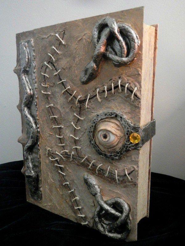DIY Hocus Pocus book