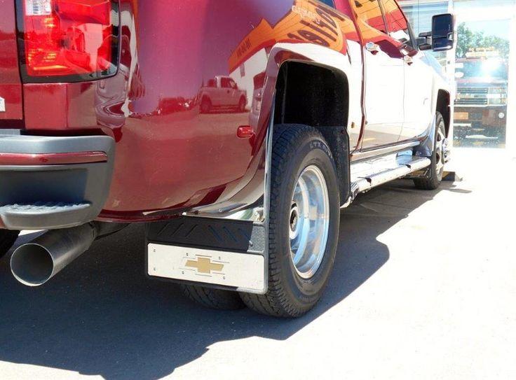 Dually Mud Flaps >> Best Mud Flaps For Chevy Silverado 3500 Dually Trucks ...
