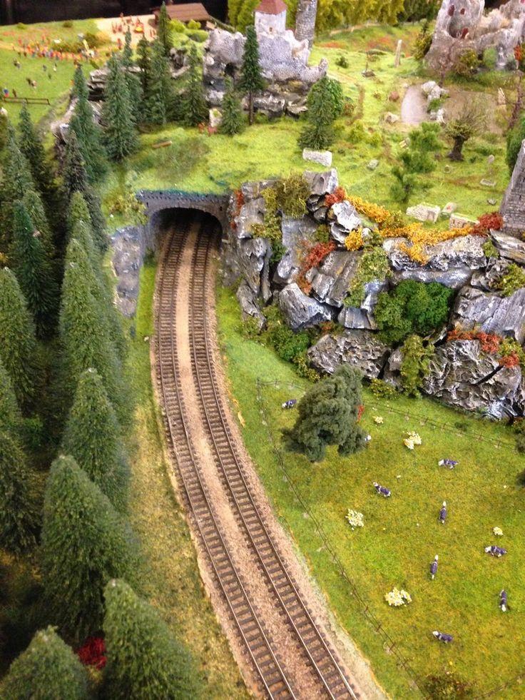 Les 25 meilleures idées de la catégorie Train miniature sur ...