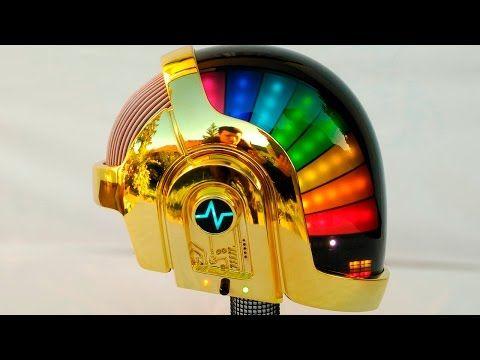 DIY Daft Punk Helmet | HiConsumption