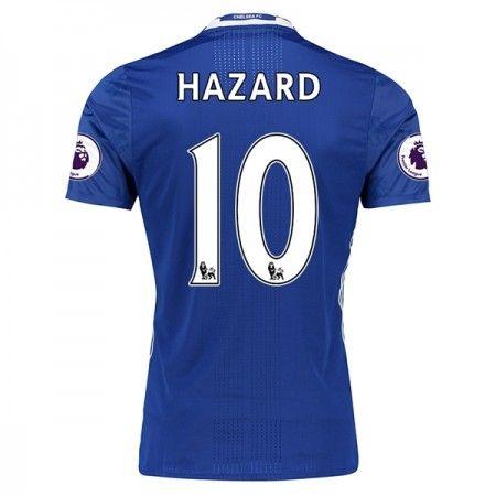 Chelsea 16-17 Eden #Hazard 10 Hemmatröja Kortärmad,259,28KR,shirtshopservice@gmail.com