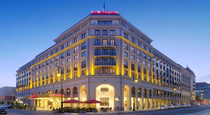 泊ってみたいホテル・HOTEL ドイツ>ベルリン>ベルリンの歴史あるフリードリッヒ通りに位置する5つ星ホテル>ザ ウェスティン グランド ベルリン(The Westin Grand Berlin) http://keymac.blogspot.com/2014/11/hotel5-westin-grand-berlin.html?spref=tw