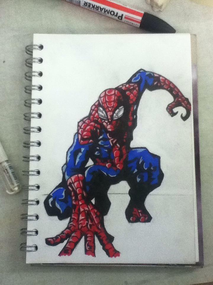 Spider man!!!