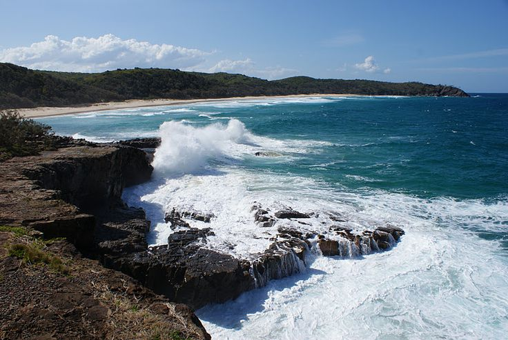 Noosa is a very crowded place and therefore not really our cup of tea so we…