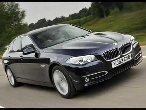 New BMW 520d Luxury