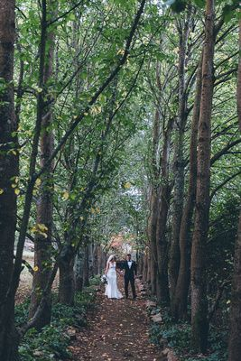 Lindenderry at Red Hill is such a magical place for a wedding.