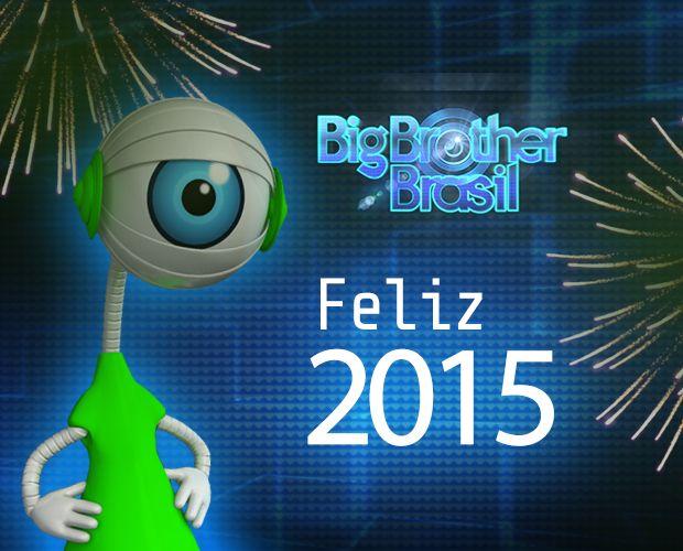 Feliz 2015! Em breve voltaremos com mais novidades e espiadinhas