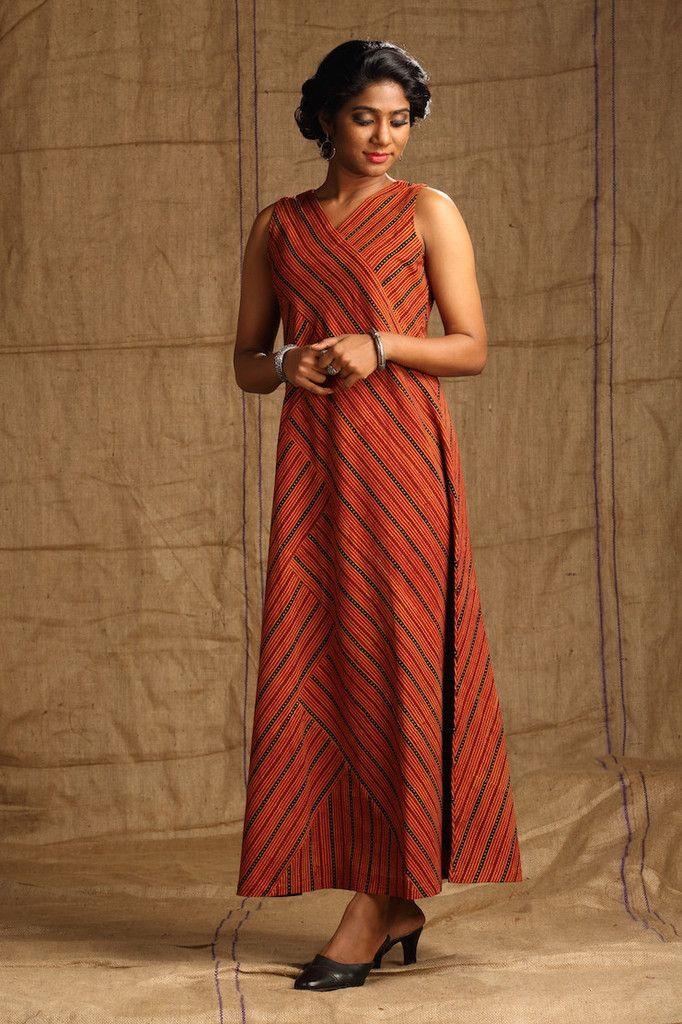 Madder Patterned Dress