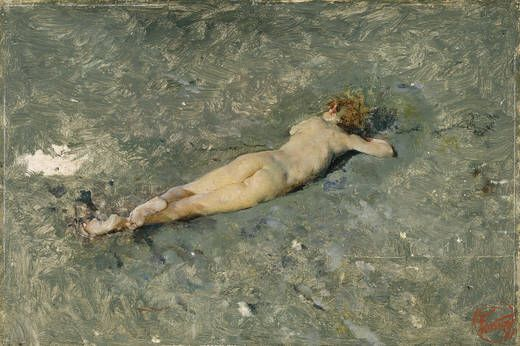 Museo Nacional del Prado: Galería online. Mariano Fortuny y Madrazo