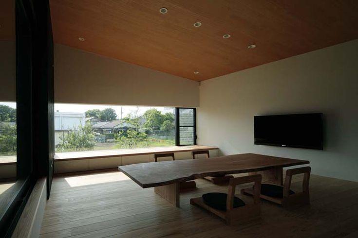 東京都練馬区I邸-建築家・石井秀樹|ザ・ハウスで叶えた夢の家|ザ・ハウス@建築家