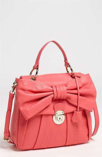 Pretty bow bag.