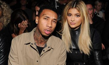 Kylie Jenner And Tyga Bring Their Romance To New York Fashion Week