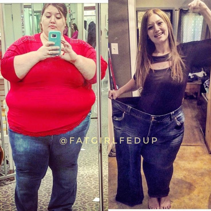 Lexi Reed 'FatGirlFedUp' Lost 285 Pounds In 18 Months With ...