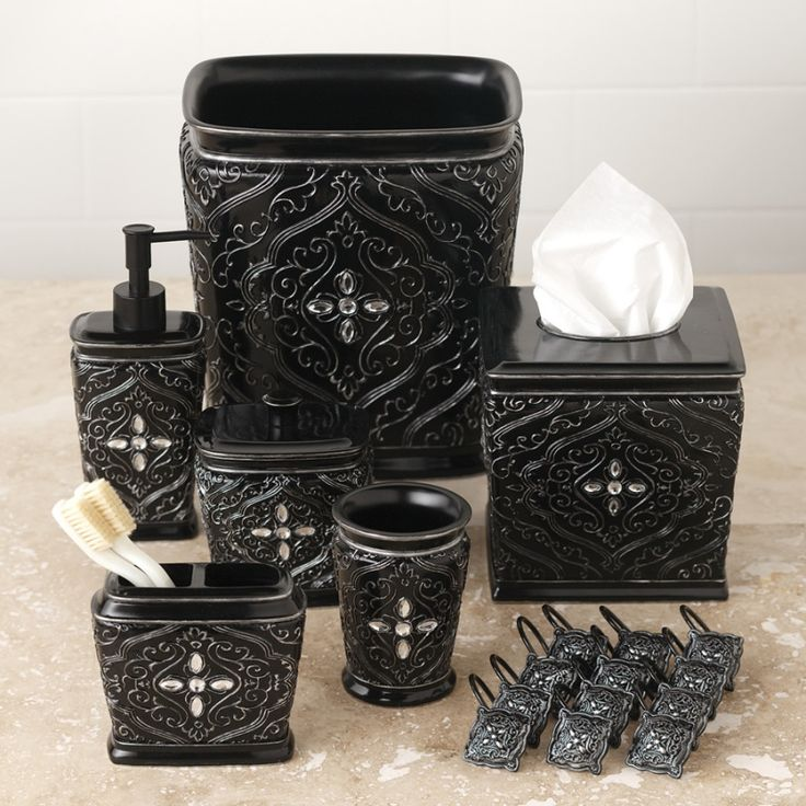 India Ink Francesca Bath Collection