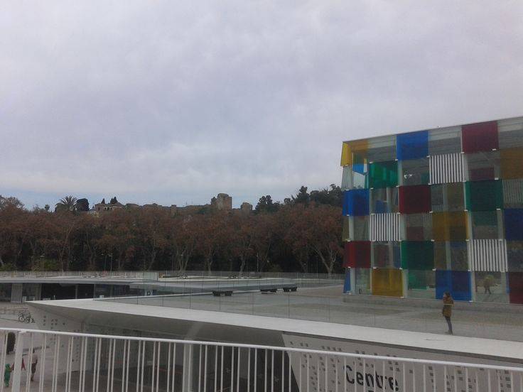 Museo Pompidou. Málaga 2016