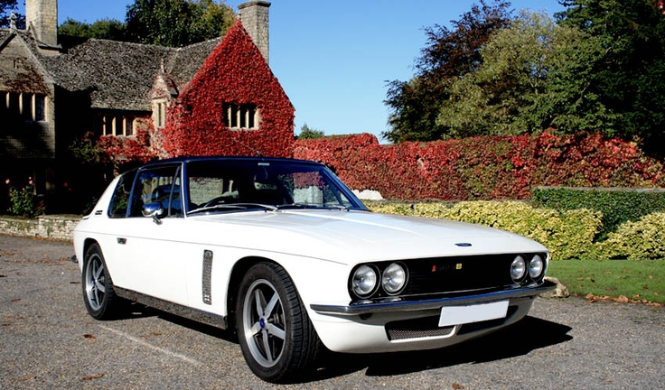 One of these days...I'm tellin you...Jensen Interceptor R