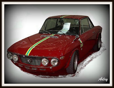 Lancia Fulvia Coupè Rally 1.3 HF -1967