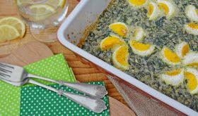 Troll a konyhámban: Spenót főzelék tojással - paleo