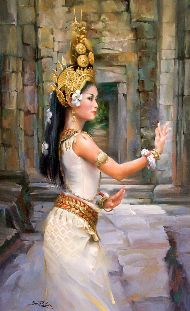 25 Best Khmer Apsara Images On Pinterest  Cambodia -4826