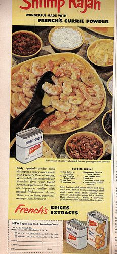 curried shrimp | Flickr - Photo Sharing!