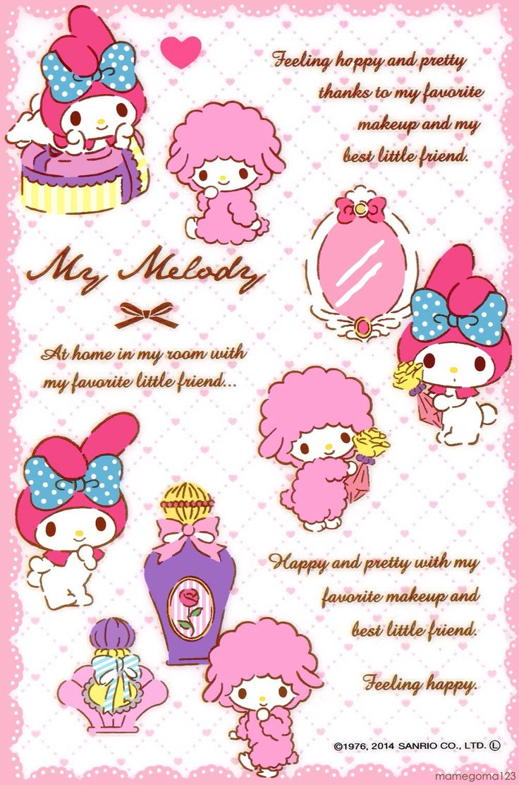 Pin by Micky Mouse on Sario | My melody wallpaper, My ...