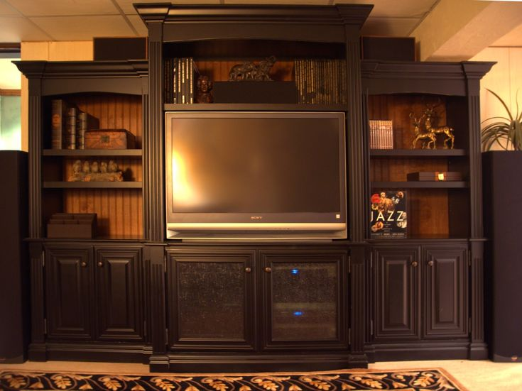 entertainment centers | Custom Made Entertainment Centers to fit a specific need and …
