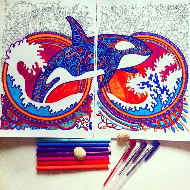 Whale  My coloring book Biblio-globus.us (find: ветер уносит цветы) #ветеруноситцветы #mifbooks #myart #art #instaart #illustration #whale #cute #coloring #coloringbook #colortherapy #ColorTherapyApp #majesticcoloring #beautifulcoloring #coloring_masterpieces #zendoodle #раскраска #раскраскаантистресс #маннивановфербер #раскраскадлявзрослых #pendrawing #artwork #Creativelycoloring #миф_раскраски #colorindolivrostop