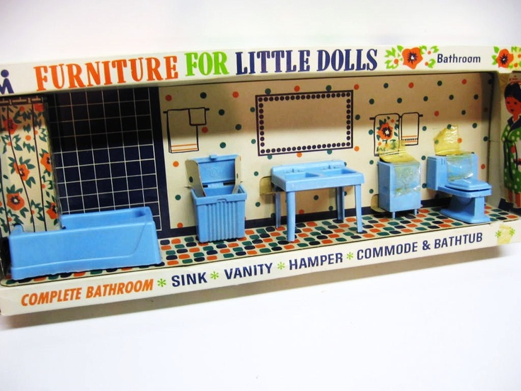 Doll FurnitureVintage Items, Metals Dollhouse, Toys Art, Dolls Furniture, Alisa Pick, Dolls House