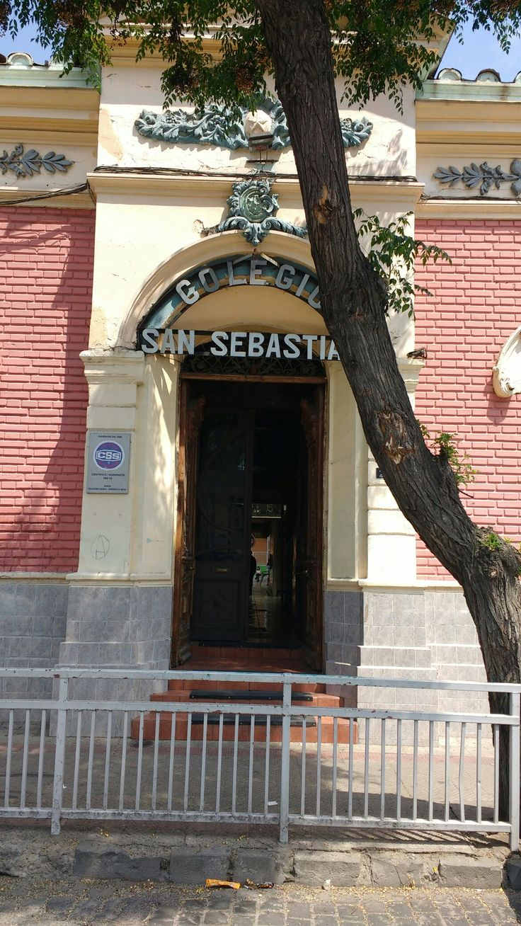 Colegio San Sebastián, Santo Domingo