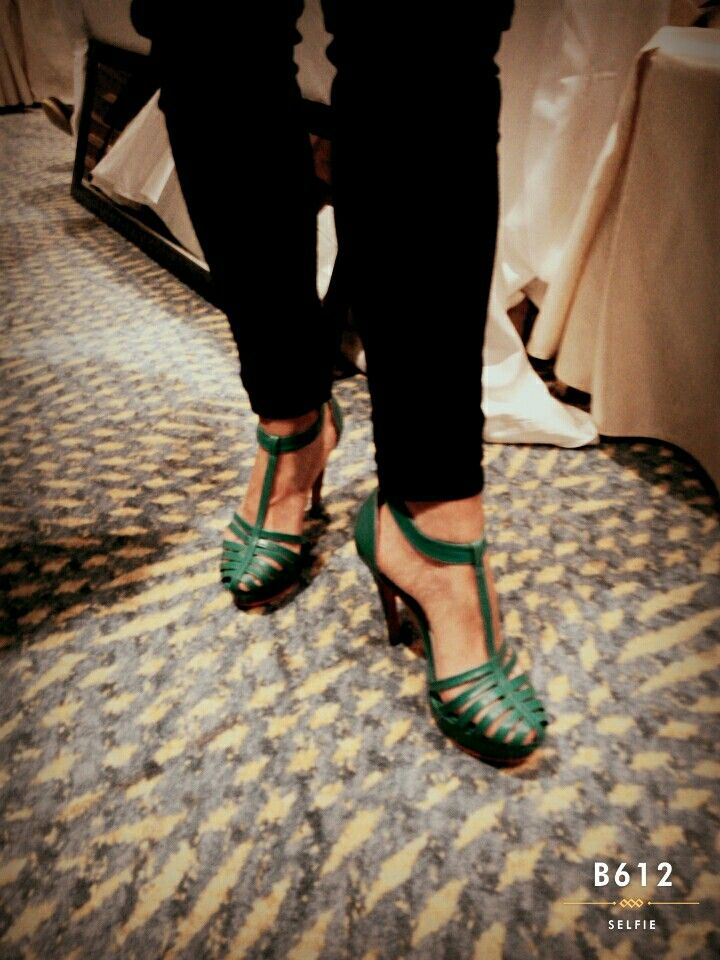 Sandalias verde agua! Modelo atenas!
