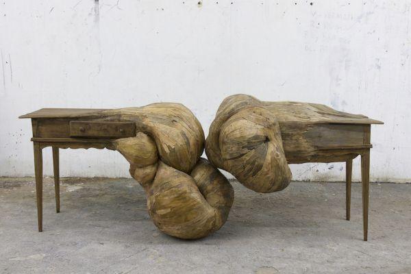 Henrique Oliveira – <em>Being & Form</em> | Espace art actuel