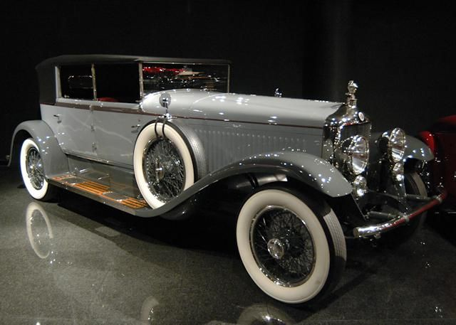 """1929 """"Clear Vision"""" Convertible Sedan Walter M. Murphy Company - Type AM - Vehicles - MinervaCars.com"""