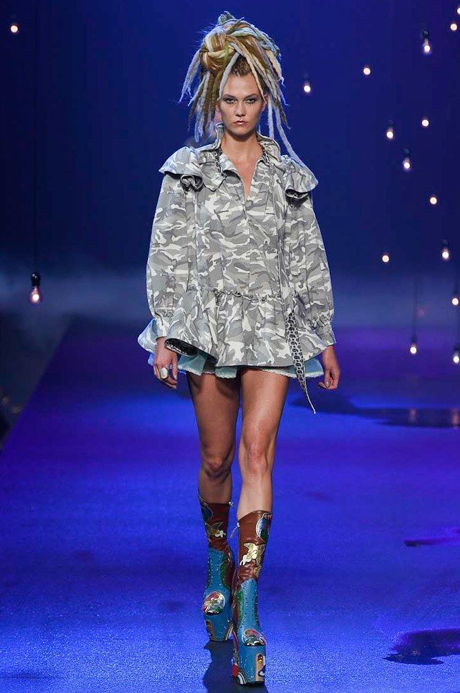 Marc Jacobs Spring 2017 Ready-to-Wear Fashion Show - Karlie Kloss