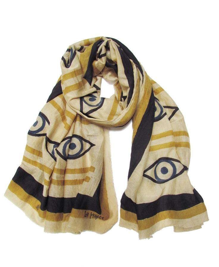 LOV Project Eye Scarf