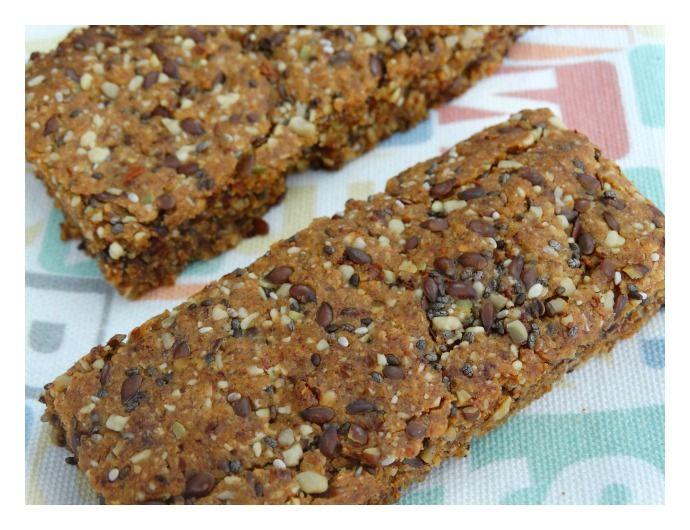 Homemade 3 step muesli bars (gluten free)