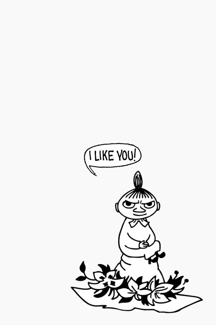 Little My from Moomin by Tove Marika Jansson