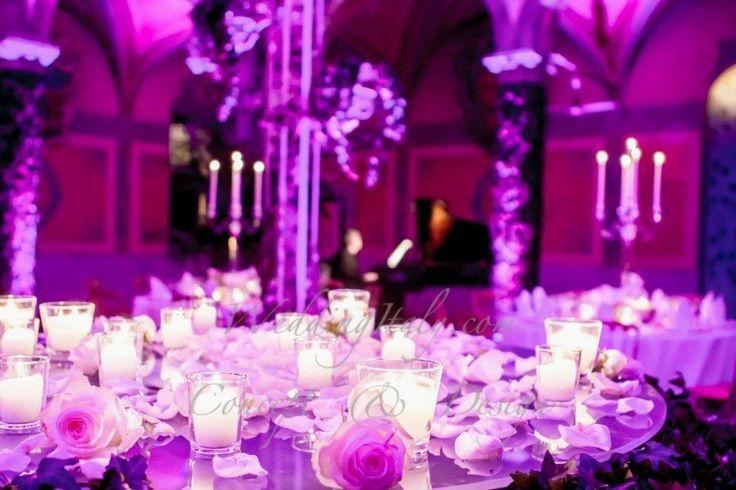 Rana and Talal exclusive Italian castle wedding in Rome | WeddingItaly | The blog
