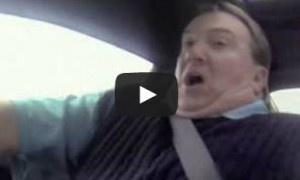 Jeff Gordon's Test Drive Prank