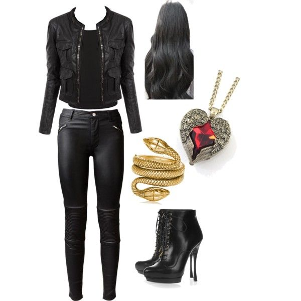 Isabelle Lightwood from TMI! | Fashion | Pinterest ...