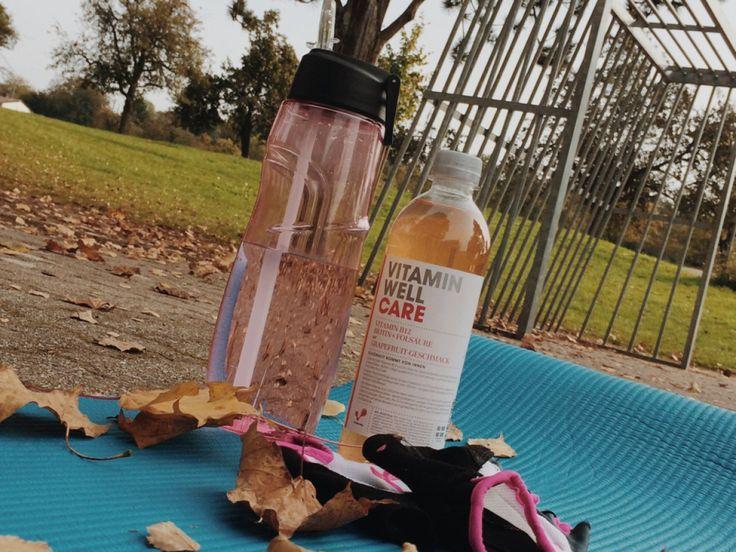 Grapefruit beim Herbst-Workout | mytest.de Produkttests #vitaminwell #vitaminwelldeutschland #mytest