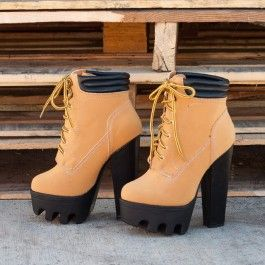 Tread+Ruggedly+Faux+Nubuck+Booties+$34.92