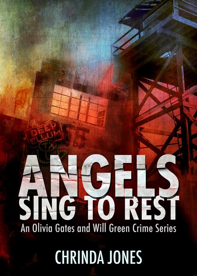 Mythical Books: My Review: Angels Sing to Rest (Olivia Gates and Will Green #2) by Chrinda Jones