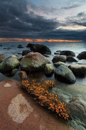 Lauttasaari Seascape 1   Helsinki, Finland