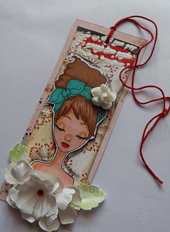 tag for Little Blu Button Stamps